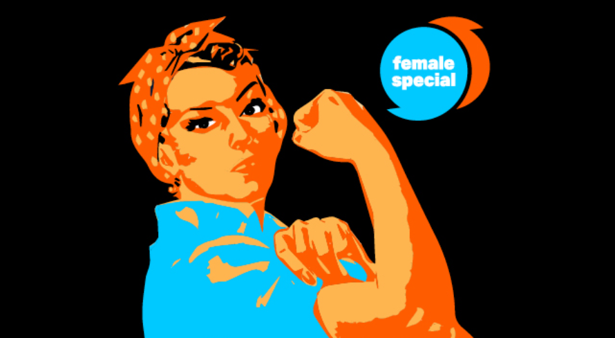 Female Special Weltfrauentag say say soulful hip-hop radio (ohne Datum)