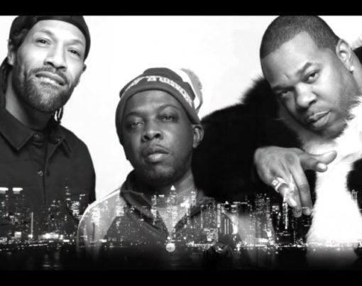 Phife Dawg, Redman & Busta Rhymes - Nutshell Pt. 2 - Screenshot
