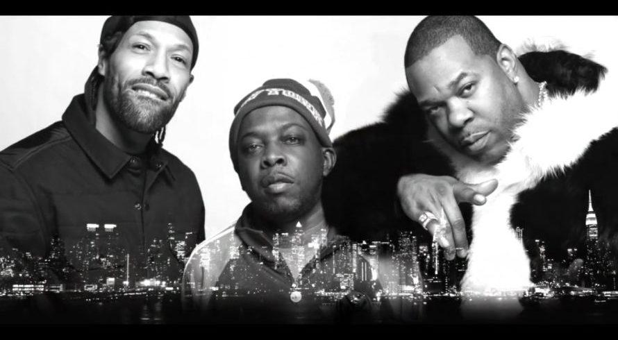Phife Dawg, Redman & Busta Rhymes - Nutshell Pt. 2 - Screenshot