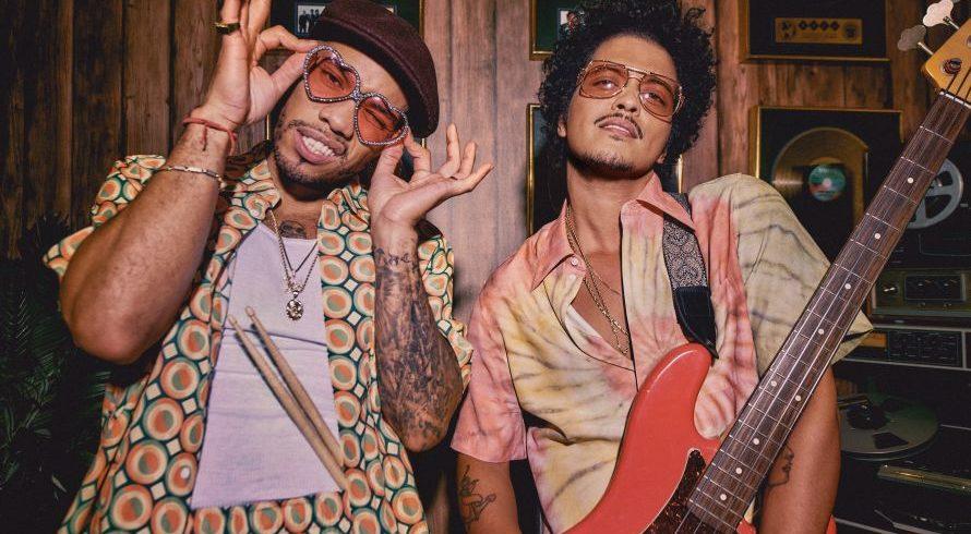 Silk Sonic - Anderson .Paak & Bruno Mars - Warner Music Group