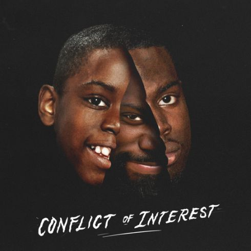 Ghetts - Conflict Of Interest - Cover