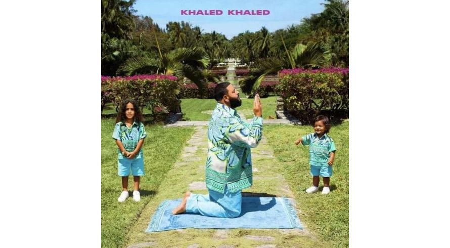 DJ Khaled - Khaled Khaled - Cover