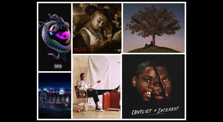 UK New Hip-Hop, Grime & Soul Musik 2021 - Cover
