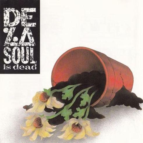 De La Soul - De La Soul Is Dead - Cover