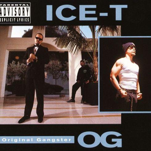 Ice-T - O.G. Original Gangster - Cover