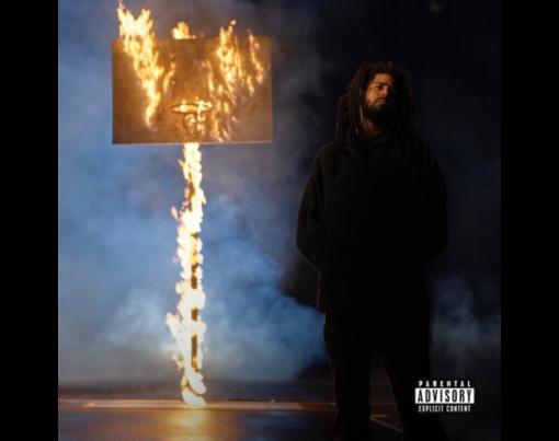 J. Cole - The Off-Season - Cover