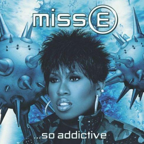 Missy Elliott - Miss E... So Addictive - Cover
