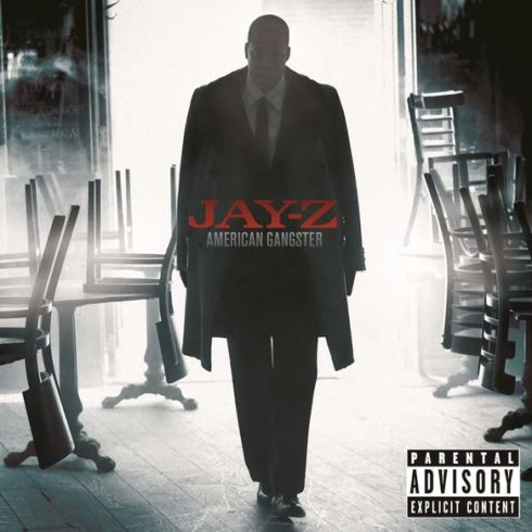 American Gangster - Jay-Z - Cover