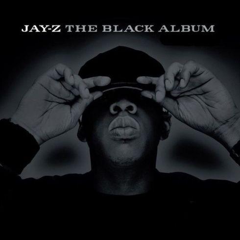 The Black Album - Jay-Z - Cover