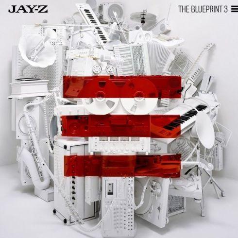 The Blueprint 3 - Jay-Z - Cover