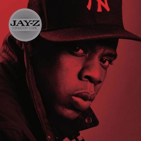 Kingdom Come - Jay-Z - Cover