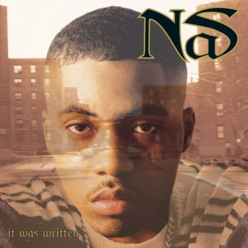 Nas - It Was Written - Cover