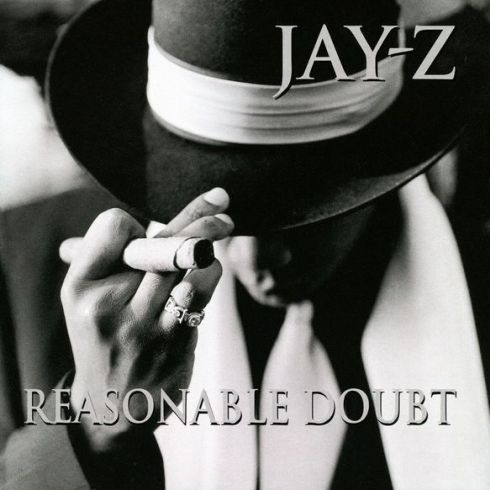 Reasonable Doubt - Jay-Z - Cover