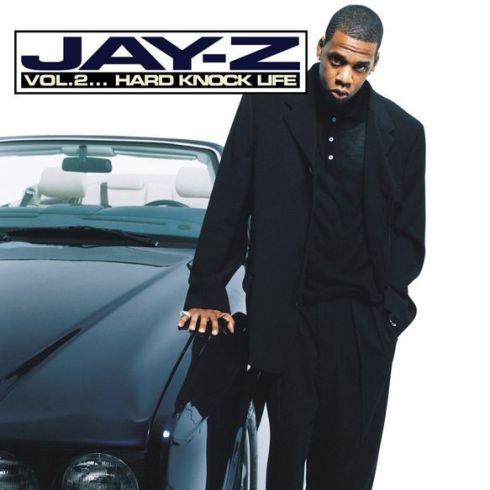 Vol.2... Hard Knock Life - Jay-Z - Cover