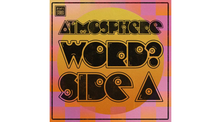 Atmosphere - WORD? Side A - Cover
