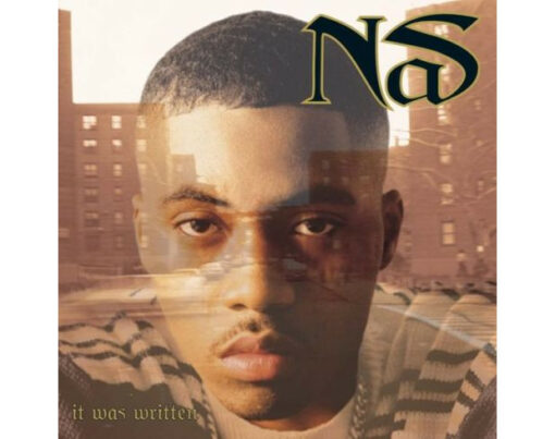 Nas - It Was Written - Cover - Say Say
