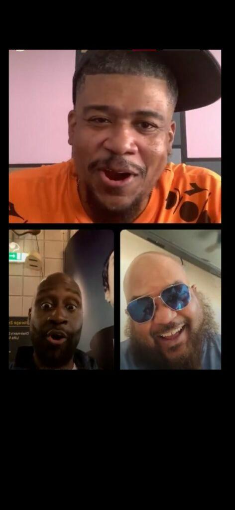 De La Soul - Livestream Screenshot