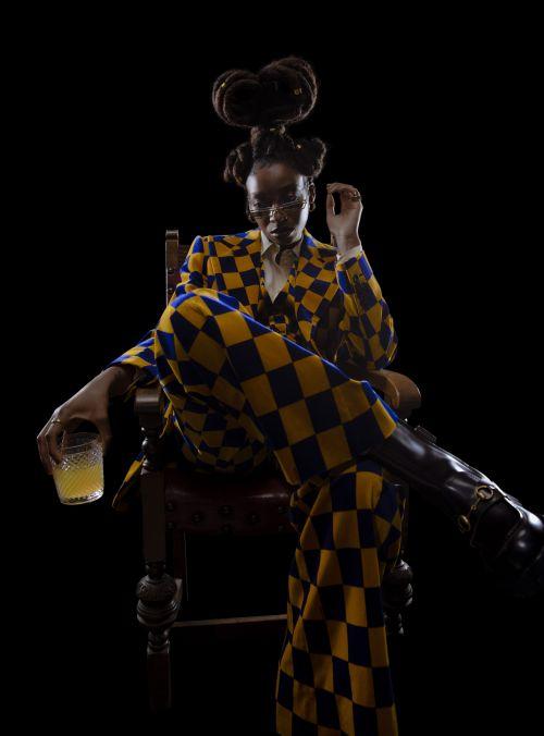Little Simz - Pressefoto 19 - by Nwaka Okparaeke