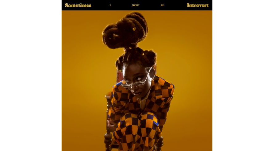 Little Simz - Sometimes I Might Be Introvert - Cover