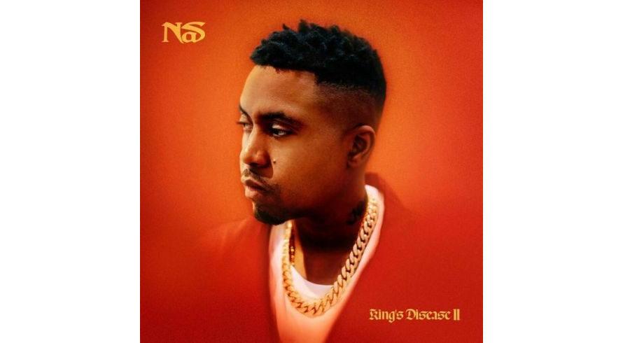 Nas - King's Disease II - Cover