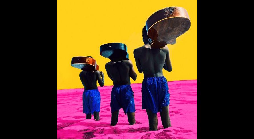 Common - A Beautiful Revolution Pt. 2 - Cover