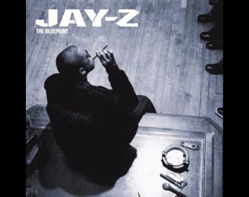 Jay-Z - The Blueprint - Cover