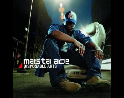 Masta Ace - Disposable Arts - Cover